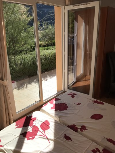 Slaapkamer beneden voorkant