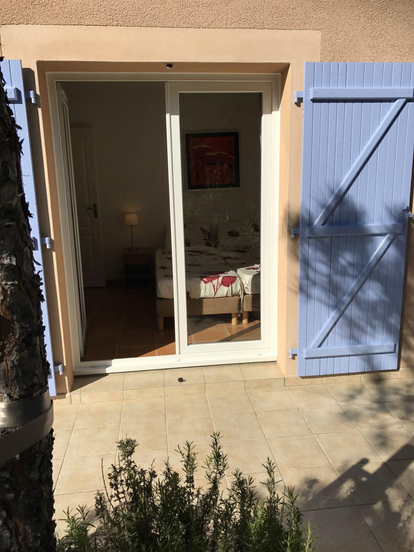Villa slaapkamer voorkant